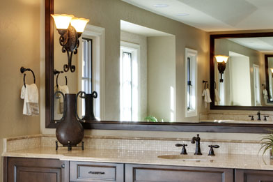 Residential Custom Mirrors